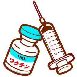 コロナウイルスワクチン接種 💥
